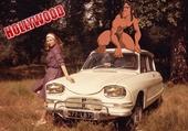 Citroën AMI 6 Tarzan & Jane - Humour