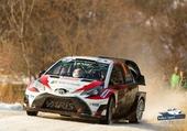 Puzzle TOYOTA YARIS WRC