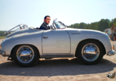 Lino Ventura - Mini Porsche Speedster