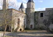 Chateau de Courcelles le Roy