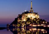 Le Mont Saint Eiffel - apparemment !