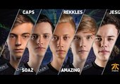 Puzzle FNATIC ROSTER