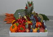 Composition fruits et legumes