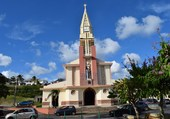 Eglise se St Anne Guadeloupe
