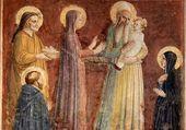 La présentation  de Fra Angelico