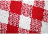 Puzzle Rouge et blanc