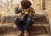 Puzzle photographe en herbe