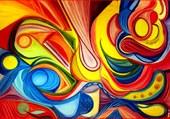 Puzzle Jeu de couleurs 2