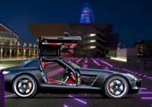 Mercedes AMG nocturne