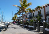 Puerto Mogan Grandes Canaries
