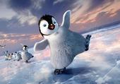 danse des petits pingouins