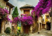Puzzle Un charmant village