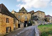 Puzzle Village de Berbiguières en Périgord noir