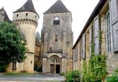 Puzzle Village de Saint Geniès en Périgord noir