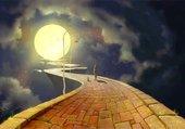 Puzzle Chemin vers la lune