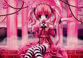 Manga Pink Lolli