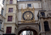 Horloge à Rouen