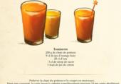 Recette du Jus de citrouille
