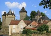 Puzzle Village de Badefols D'Ans