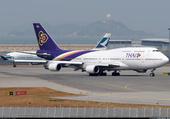 THAY AIRWAYS a BANGKOK