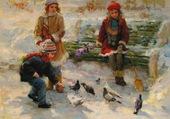 les Pigeons-konstantin Razumov