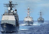 Puzzle us navy
