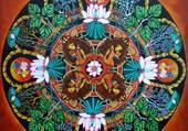 Puzzle Mandala amour