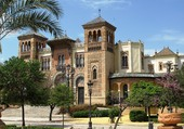 Pavillon Mudéjar - Séville