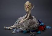 poupée enchantée
