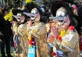 Fifres du Carnaval de Bâle (Suisse)