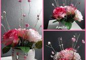 Puzzle Potée de fleurs