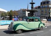 très belle voiture française abcienne