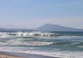 l'Océan Atlantique à Bidart