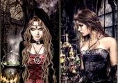 Les ensorceleuses gothiques