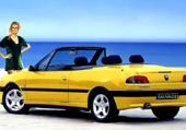 306 Cabrio - Edition Sauvage