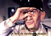 De Funes - Ma biche des puzzles !