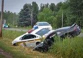 auto de police SQ dans le décord