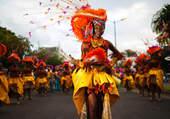 le carnaval coloré