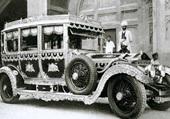 voiture d'autrefois