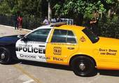 police   taxi