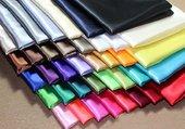 la soie en couleur