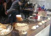 Puzzle Londres Brick Lane pause gâteaux