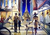 Puzzle A Paris