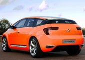 Citroen SportLounge orange