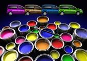 Palette de couleurs Berlingo