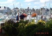 port de ST VAAST LA HOUGUE