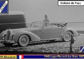 1949 Talbot-Lago Record T26