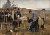 Un travailleur blessé