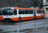 trolleybus nawl vintage trolleybus