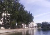 Puzzle Paris depuis le Canal Saint-Martin